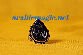 Magical ring for wealth and money/attract success, well-being and materi... - $240.00