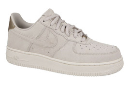 Nike Wmns Air Force 1 '07 Premium Suede (Gamma Grey) - $99.97