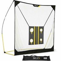 SKLZ Quickster Driving Range Golf Net 8x8 ft with Chipping Target and Ca... - $79.19