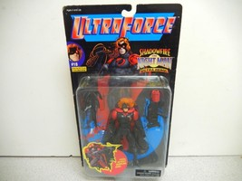 Galoob 75596 Ultra Force #18 Shadowfire Action Figure -CARDED-NEW -L231 - $6.60