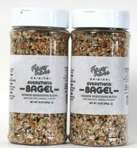 2 Count Flavor Mate 10 Oz Original Everything Bagel GF Sesame Seasoning ... - $20.99