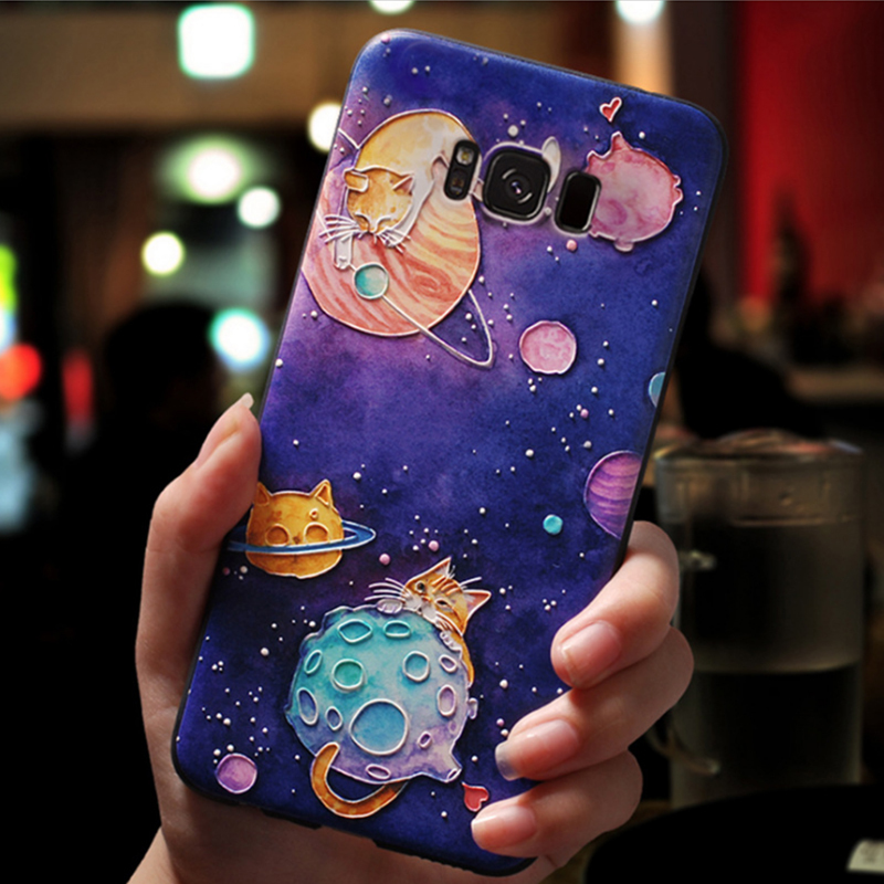 Cases For Samsung Galaxy A7 A8 A9 A5 A6 Plus A30 A50 Case For Samsung S8 S9 S10