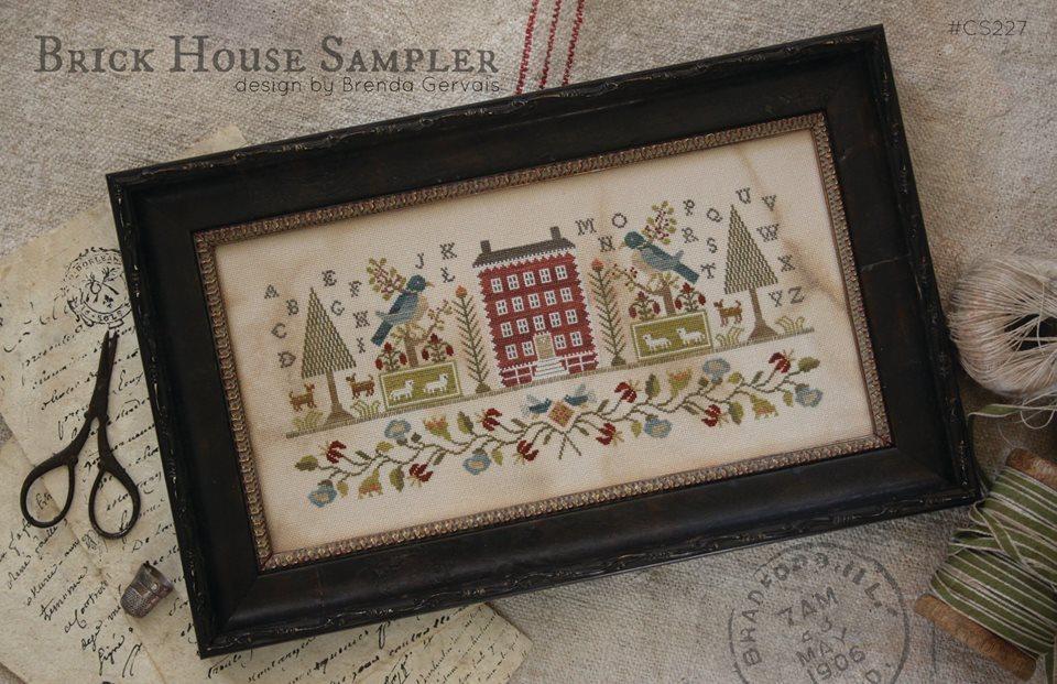 Brick house sampler
