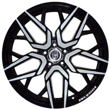 4 Gwg Nigma 20 Inch Stagg Black Machined Rims Fits Ford Mustang Boss 302 2012-14 - $499.99