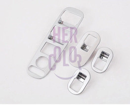 Car Inner Door Window Handle Holder Switch Cover for Honda Vezel 14/15 - $14.49