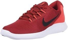 Men's Nike Lunar Converge Running Shoes, 852462 600 Mult Sizes Cayenne/Blk/Oran - $67.96