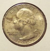 1944-D Silver Washington Quarter UNC #011 image 3