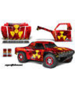 AMR RC GRAPHIC DECAL KIT TRAXXAS ST COURSE JCONCEPTS 1979 FORD F250 BODY... - $29.65