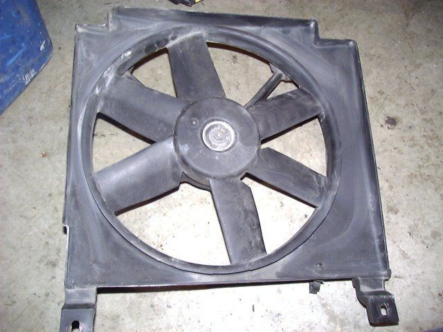 Primary image for 90-93 Beretta Corsica Tempest 3.1 Electric Fan Assembly