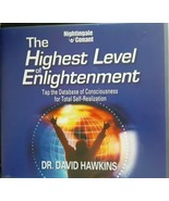 The Highest Level of Enlightenment CD Set David Hawkins Nightingale-Conant - $29.69