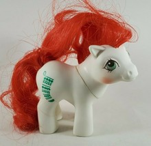 Vintage Hasbro G1 My Little Pony Christmas Baby Stocking Rice Krispies M... - $19.99