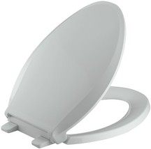 KOHLER K-4636-95 Cachet Quiet-Close with Grip-Tight Bumpers Elongated Toilet Sea - $57.90