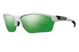 Smith Optics Men's Women's Approach Max Sport Sunglasses ,White, Green S... - $129.99
