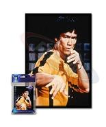 Max Protection (120) Bruce Lee Small Gaming Card Protector Sleeves for Y... - $6.99