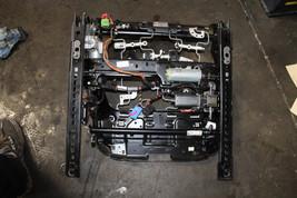 2005-08 AUDI A4 B7 QUATTRO S-LINE LH DRIVER LOWER SEAT TRACK RAIL W/ MOT... - $175.42