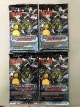 Transformers Armada Trading Cards 4 Pack Lot 5 Cards Per 2003 Fleer/Skybox - $9.89