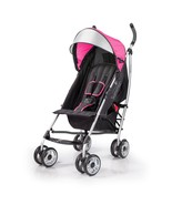 Summer Infant 3D Lite Convenience Stroller in Hibiscus Pink - $79.94