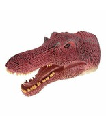 Spinosaurus Dinosaur Realistic Soft Plastic Hand Puppet Toy for Kids - $13.85