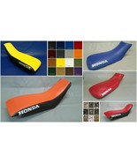 HONDA TRX300EX Seat Cover FOURTRAX 1993-2005 in BLACK or 25 COLORS (SIDE... - $39.95