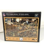 "NFL Joe Journeyman 18'' x 24"" 500 Piece Pittsburgh Steelers Team Puzzle - $17.81"