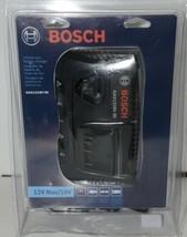 BOSCH GAX1218V 30 Lithium Ion Battery Charger 12V Max 18V No Battery image 1