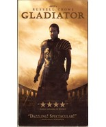 Gladiator VHS Russell Crowe Joaquin Phoenix Connie Nielsen - $1.99