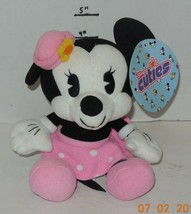 """Disney Store Exclusive Cuties Minnie Mouse 6"""" Plush with Tags - $14.03"""