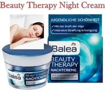 Balea Beauty Therapy Night Cream 50ml Intense Skin Tightening and Firmation - $15.13