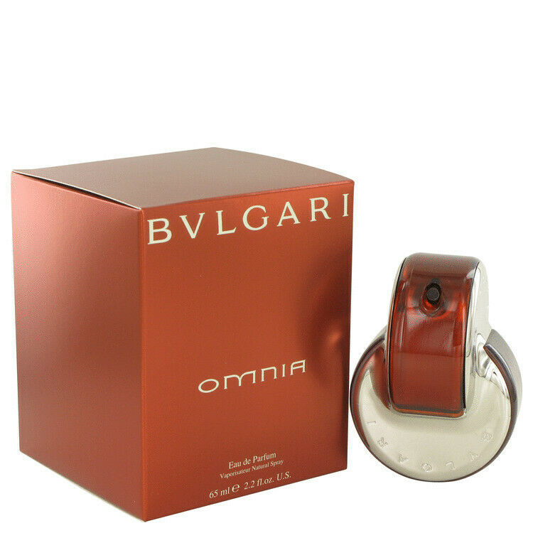 Primary image for Omnia by Bvlgari 2.2 oz 65 ml EDP Spray Perfume for Women New in Box