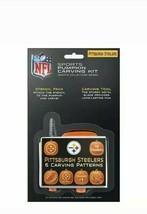 NFL Pittsburgh Steelers Pumpkin Carving Kit - $11.29