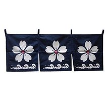 George Jimmy Japanese Style Curtains Door Hallway Restaurant Hanging Cur... - $30.58