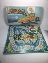 Fangface Board Game Parker Brothers Wacky Werewolf Game  - $12.66