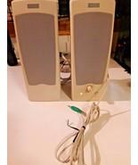 Altec Lansing ACS22 Multimedia Computer Speaker System - $34.64