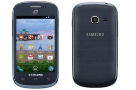 Samsung Galaxy Discover SCH-R740C 4GB Black (Cricket) With Charger - $7.00