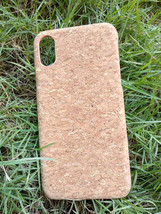 EcoQuote iPhone X  Ecofriendly Handmade Phone Case Cork Finishing for Vegan - $26.00