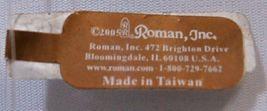 Roman Inc 23886 Celtic Cross Ornament Color Transparent Set of 11 image 3
