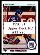 1990-91 Upper Deck RC | #11-275 | Hockey | Pick Player/Rookie from Menu ... - $0.61 - $1.54