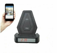 Streetwise Wireless Surveillance Phone Charger w/ Wi-Fi Hidden Camera DVR  - $124.72