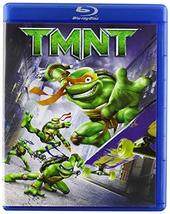 TMNT - Teenage Mutant Ninja Turtles [Blu-ray + DVD]