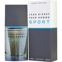L'Eau D'Issey Pour Homme Sport By Issey Miyake Edt Spray 3.3 Oz - $113.00