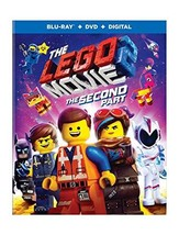 LEGO Movie 2: The Second Part [Blu-ray + DVD + Digital]