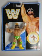 WWE Retro Randy Savage Macho Man WWF Hasbro Mattel - $56.10