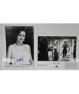 Penelope Ann Miller Autographed Lot of (2) Glossy 8x10 Photos - $49.99