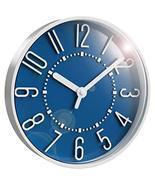 Westclox 33215SB 10-Inch Storm Blue Wall Clock - $28.17