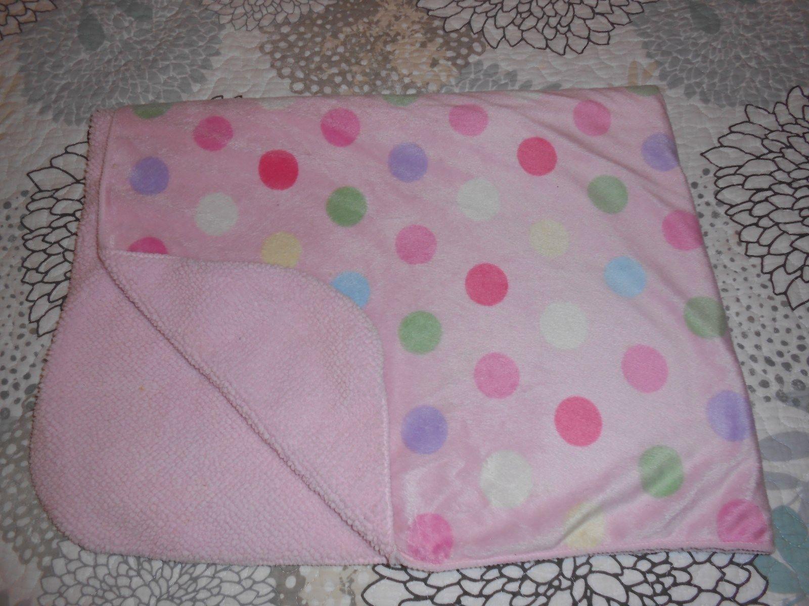 Circo Basic Polka Dots Full Sheet Set Cotton Polyester Target Kids Orange Purple