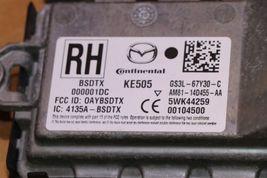 Mazda Blind Spot Sensor Monitor Rear Right RH GS3L-67Y30-C image 3