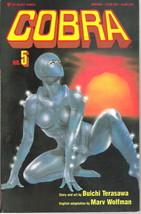 Cobra Comic Book #5, Viz Select Comics 1990, NEW UNREAD - $3.25