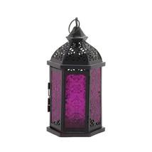 Moroccan Lantern Lamp, Outdoor Decorative Large Moroccan Lantern Candle ... - $24.99
