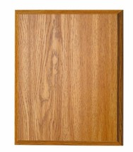 "Oak Finish Blank Wood Plaque 6"" x 8"" FREE SHIPPING OKP68 (PL21) LOW AS ... - $8.95+"