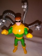 Vintage 1995 Marvel Action Figure Doc Ock Dr. Doctor Octopus Spider-Man ... - $9.49